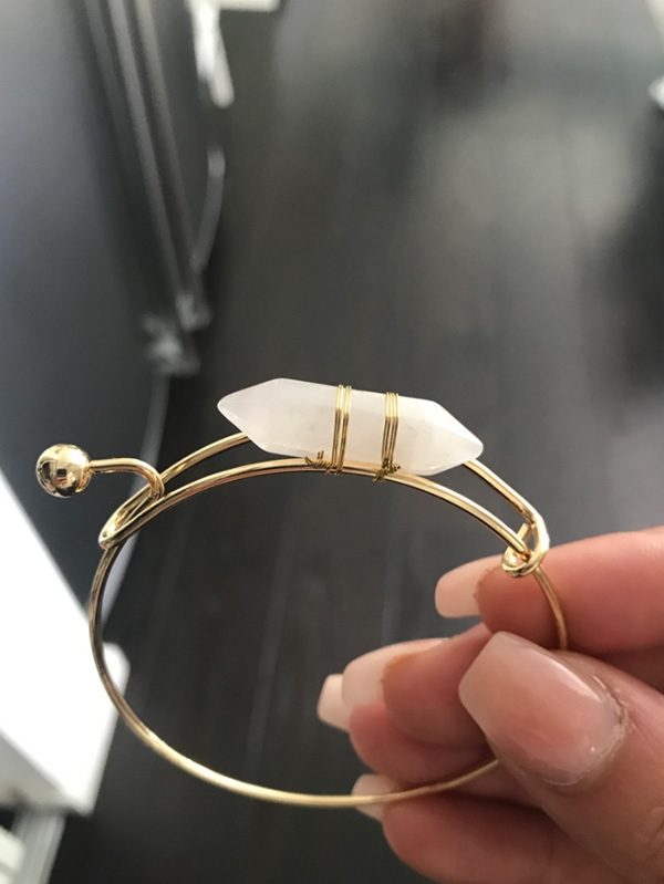 Дамска гривна Color Crystal Adjustable Bangle
