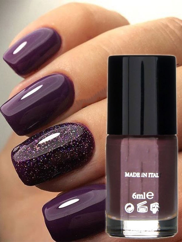 Лак за нокти NUDE PURPLE