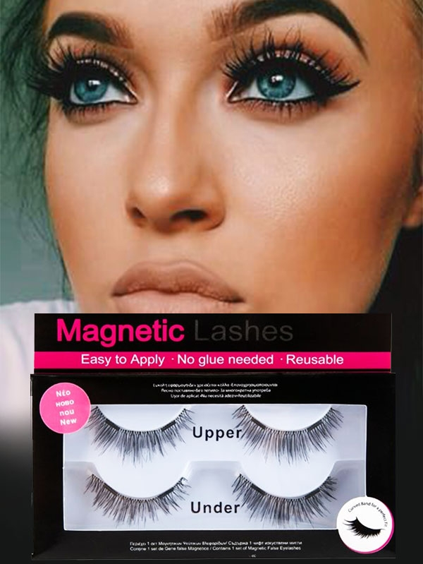 Магнитни мигли Magnetic Lashes