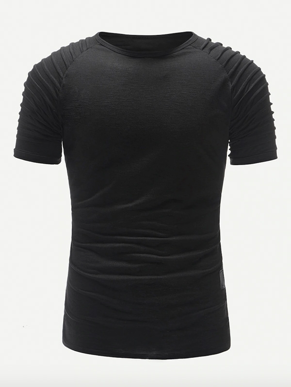 Мъжка тениска Men Raglan Sleeve Solid Tee
