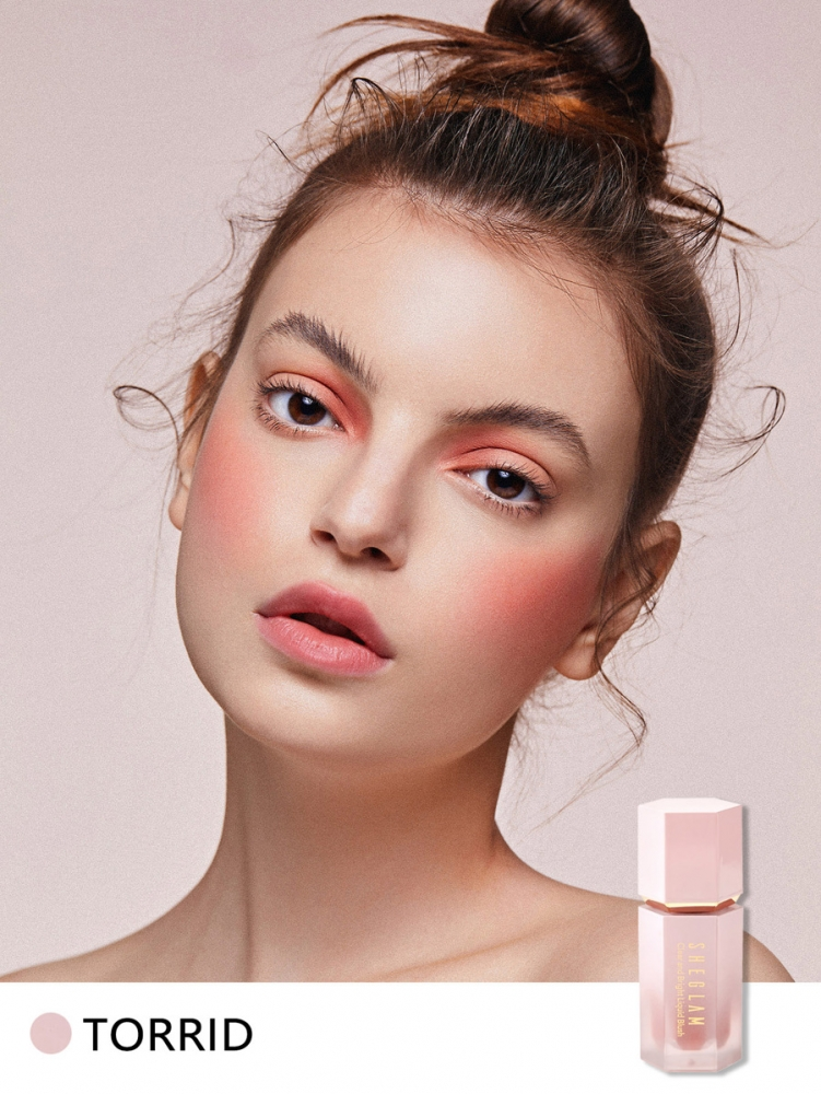 Течен руж CLEAR AND BRIGHT Liquid Blush TORRID